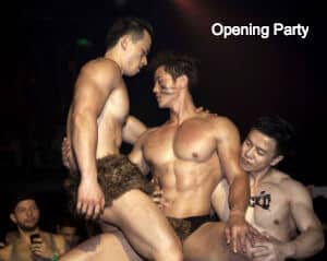 Shanghai Pride Opening Party