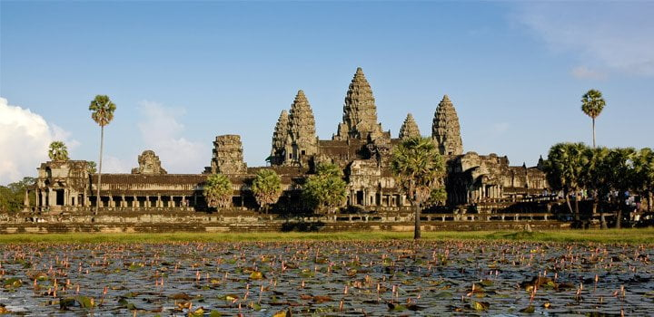 Gay Siem Reap · Mid-Range + Budget Hotels
