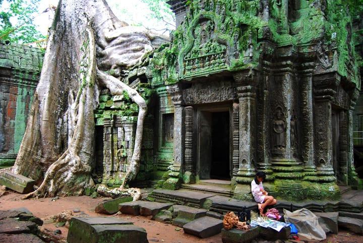 complesso del tempio di ankor wat