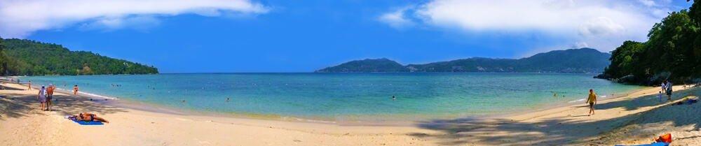 Tri Trang Beach Phuket 2015