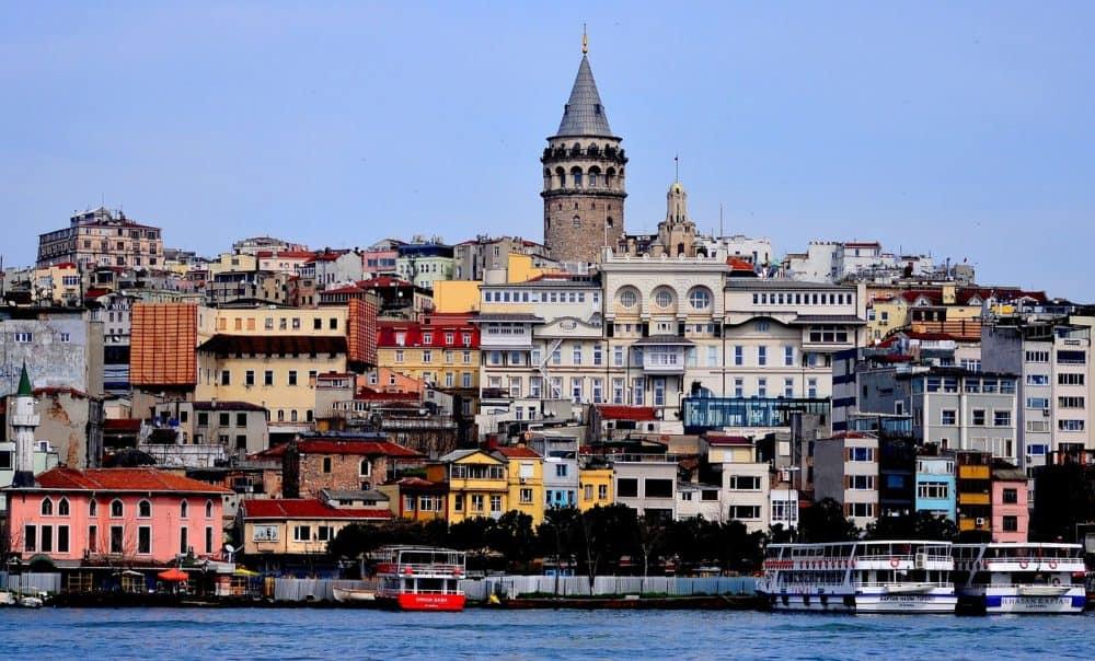 Aller à istanbul