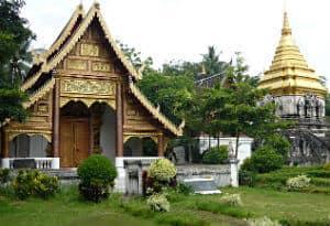Wat Chiang Man Τσιάνγκ Μάι