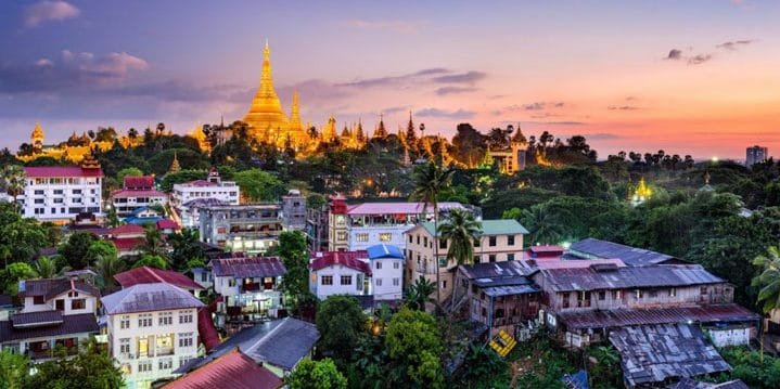 Yangon TravelgayAsia
