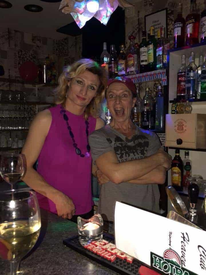 奥洛穆克同性恋酒吧