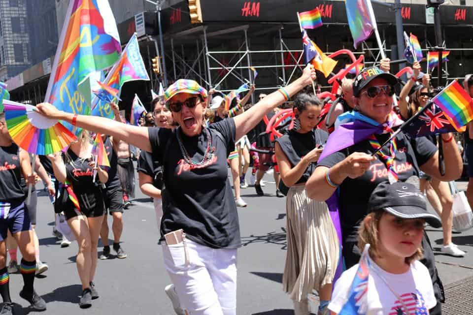 Sydney Mardi Gras 2021