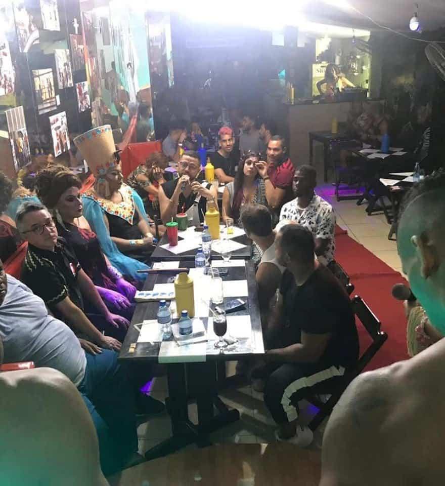 TravelGay Empfehlung Bar Caras & Bocas