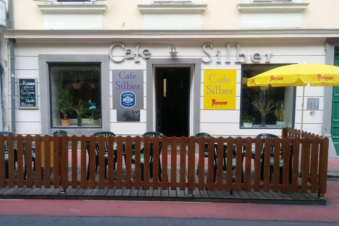 TravelGay Empfehlung Café Silber