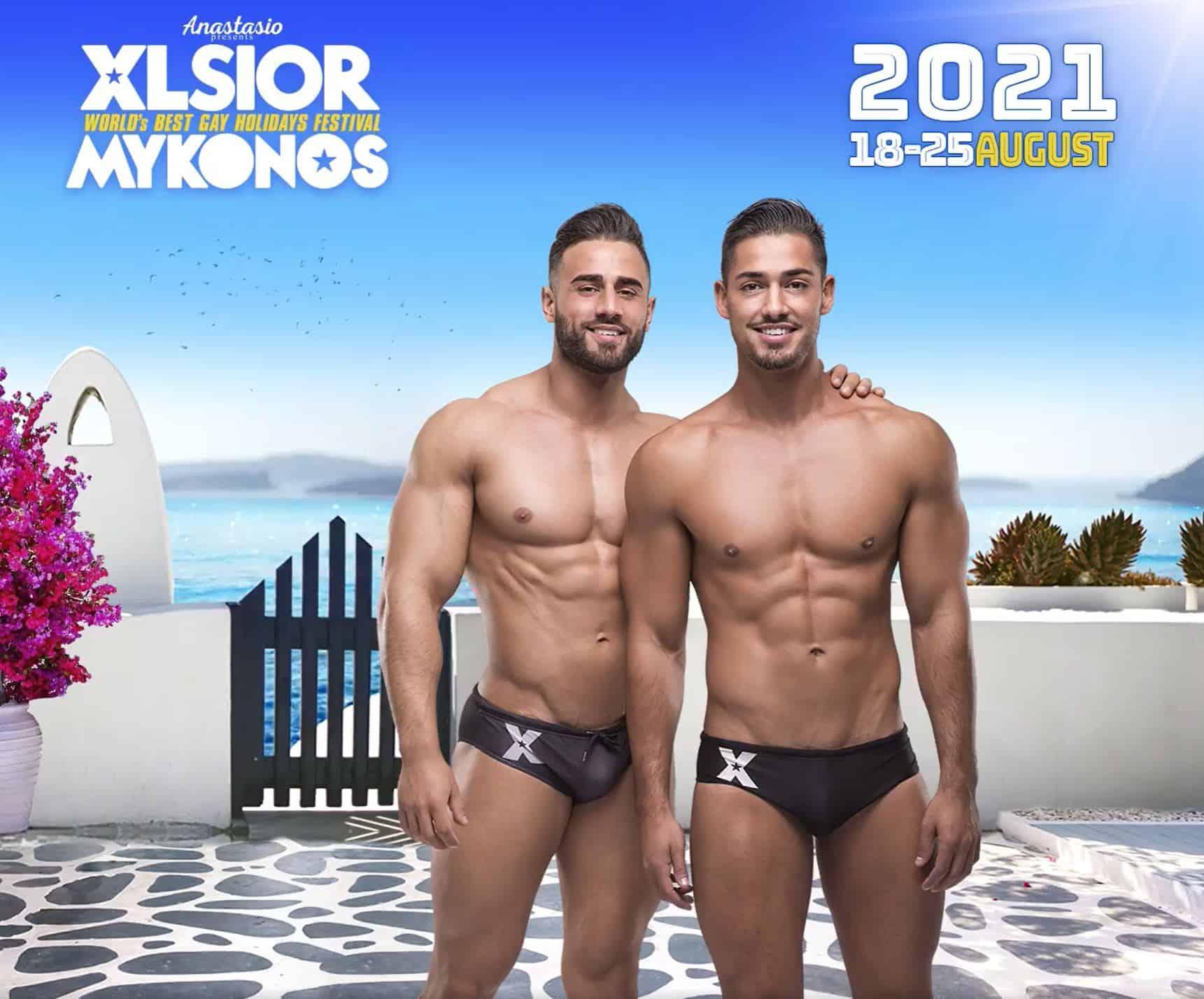 XLSIOR Mykonos 2021