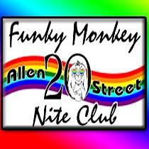 Funky Monkey Nite Club