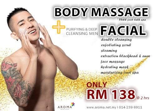 Bb Boy At Aroma Men Spa Kuala Lumpur Male Massage Spa In Kl Travel Gay