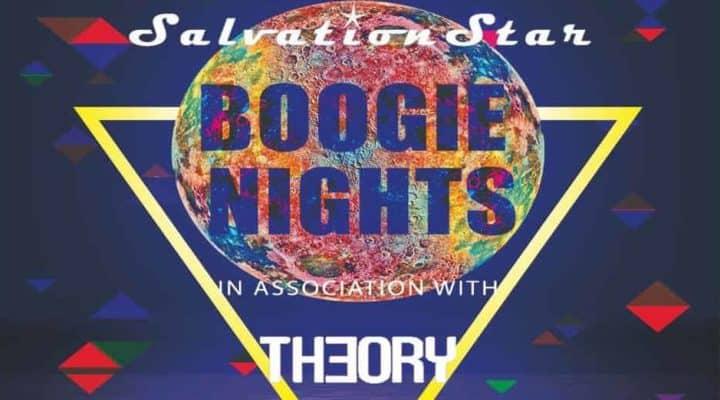 Boogie Nights à THEORY