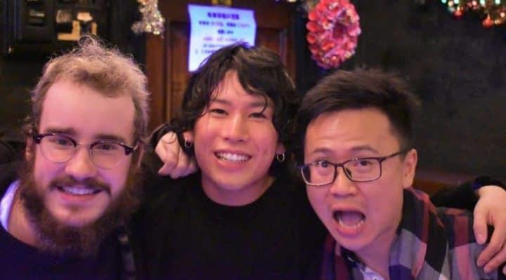 Tokyo Handsome Boys