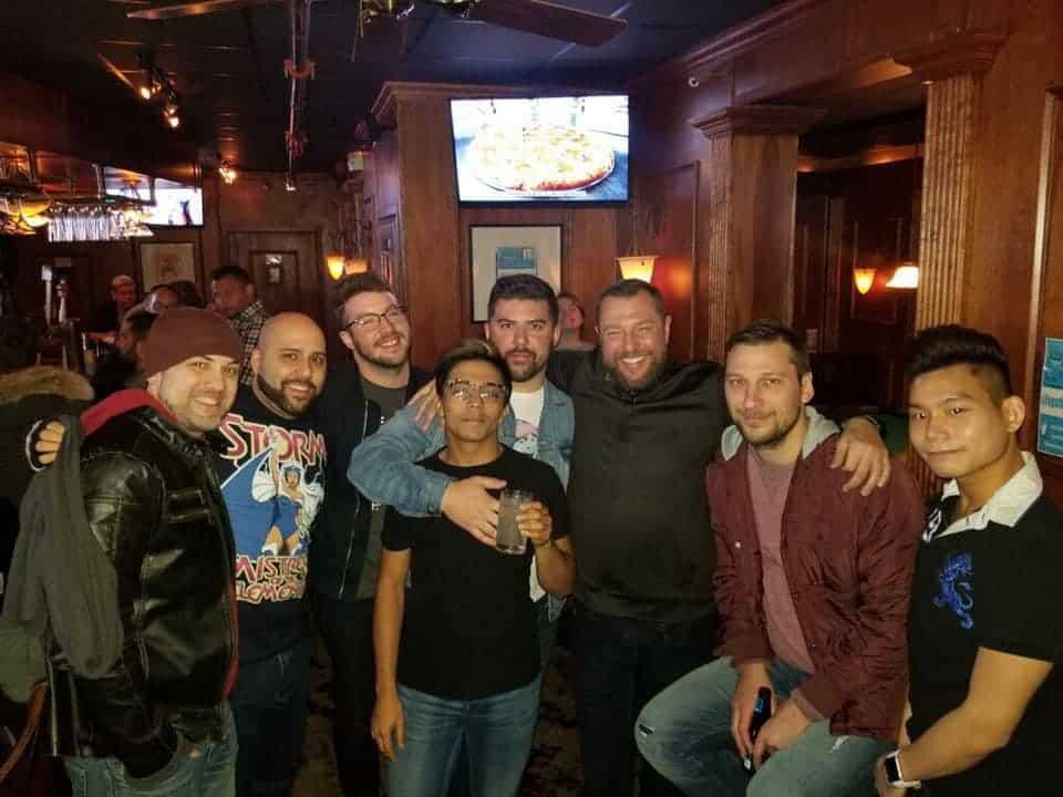 Bar & Klub Kaum Gay Buffalo