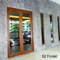 52 Skovsauna og massage