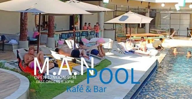 MAN Pool Kafe & Bar