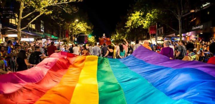 Sydney gay et lesbienne MARDI GRAS 2021