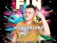 FIN Wonderland · Φεστιβάλ στην παραλία