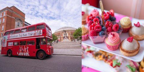 Brigit's Bakery London – Afternoon Tea Bus Tour