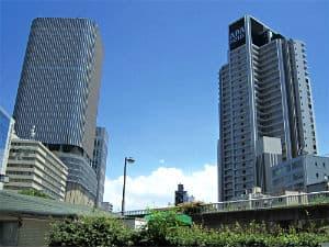 Hôtel APA Osaka Higobashi Ekimae