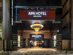 APA Hotel Shinjuku-Gyoemmae