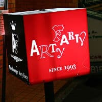 متطفل على الفن Farty