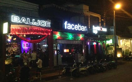Exploring Bali's Gay Bar Scene