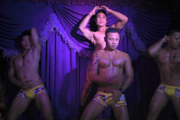 Bali homoseksuelle barer og klubber