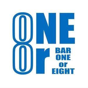Bar 1or8