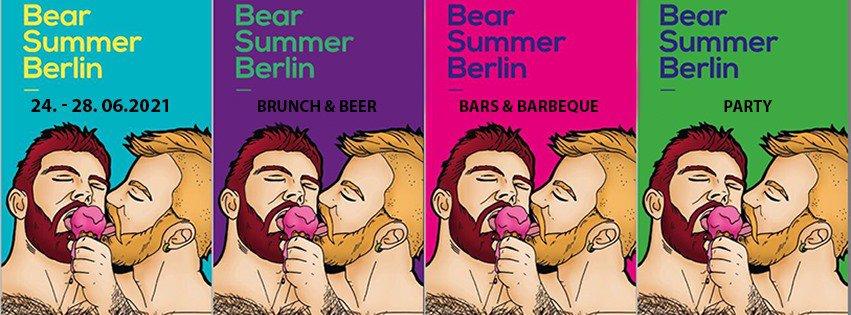 Bear Summer Berlin 2021