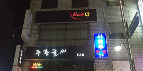 TravelGay recommendation Blood G