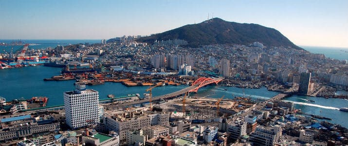 essential guide to Busan