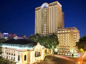 Caravelle Saigon Hotel