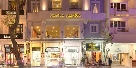 Hôtel Catina Saigon