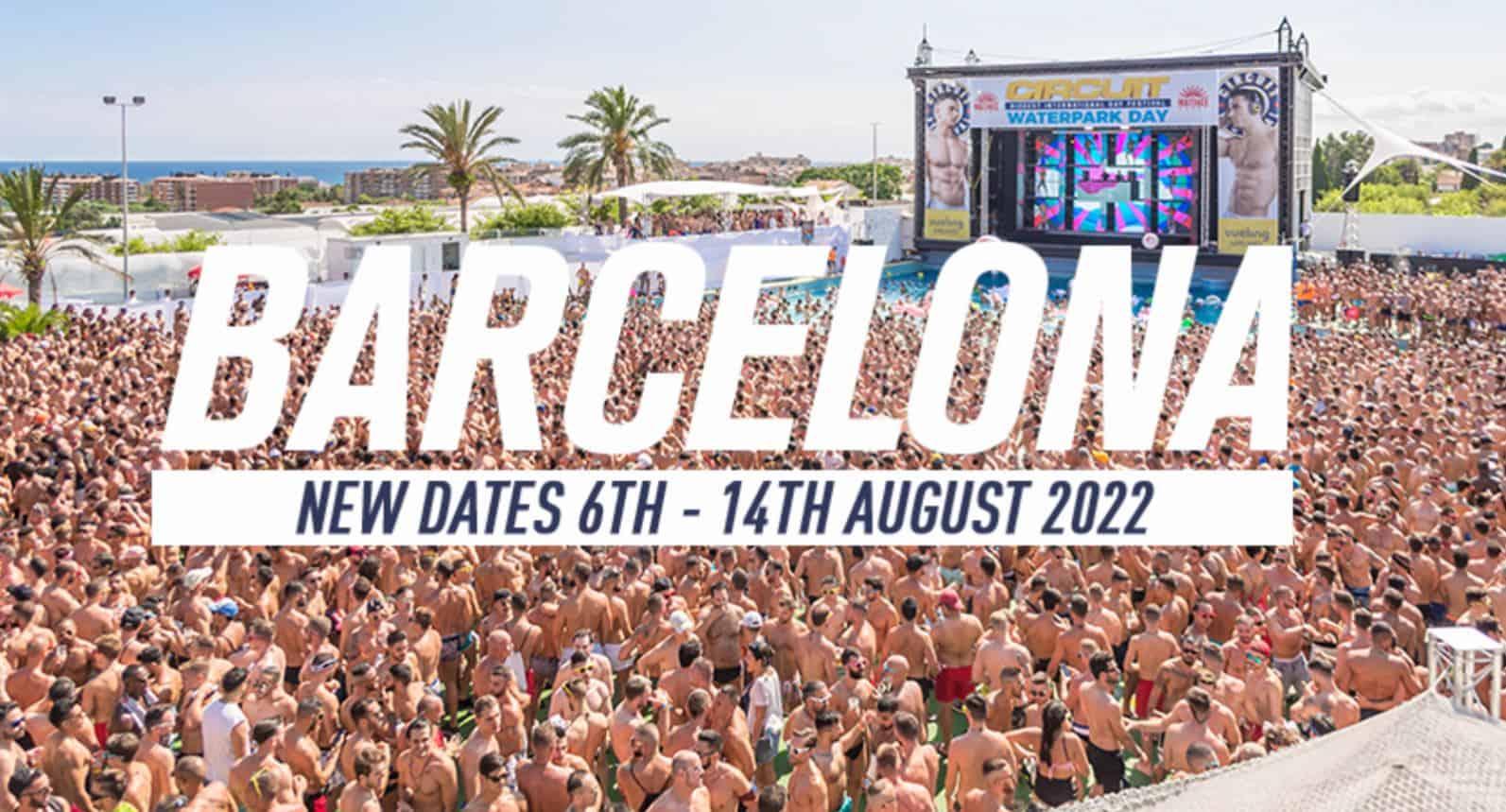 Circuit Festival Barcelona 2022