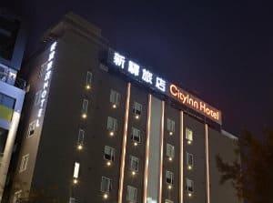 CityInn Plus Taichung Station