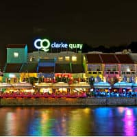 克拉码头(Clarke Quay)