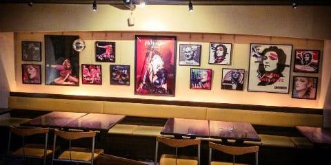 Gay Tokyo · Restaurants & Cafes