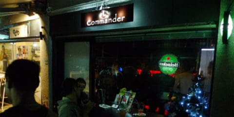 Commander – CLOSED