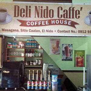Deli Nido Coffee House