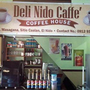 Deli Nido kaffehus
