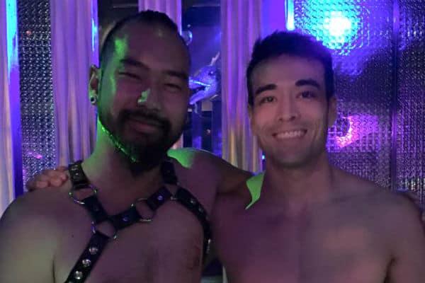 Clubs de croisière gay à Tokyo