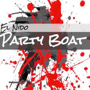 El Nido Party Boat
