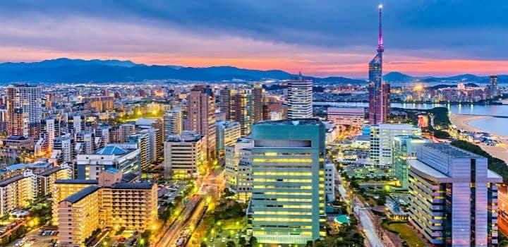 Fukuoka · Hôtels