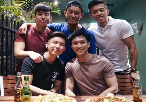 Gay Singapore · Restaurants & Cafes