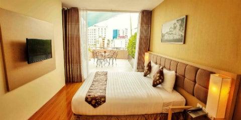صورة GK Central Hotel