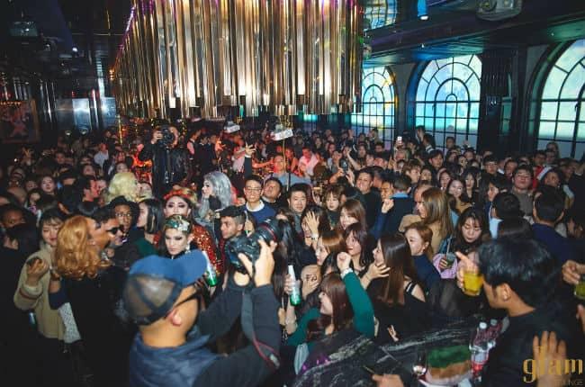 Klub Dansa Gay Seoul