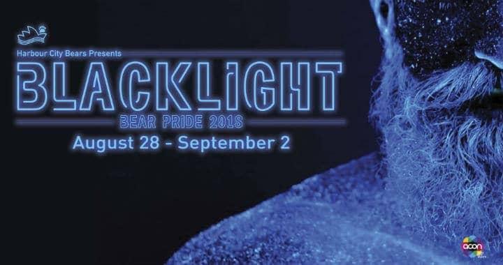 BLACKLIGHT - Bear Pride 2018