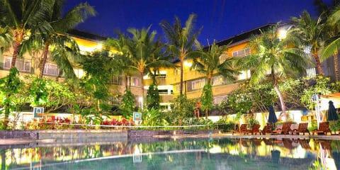 HARRIS Resort Kuta Beach – closed