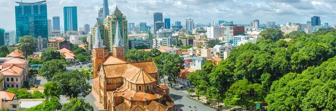 Ho Chi Minh · Attractions