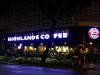 Highlands Coffee @ Nam Ky Khoi Nghia – CLOSED